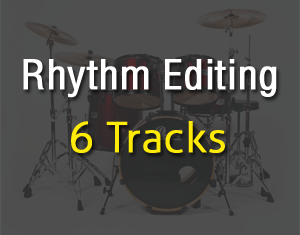 Rhythm Editing 6Tracks