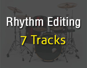 Rhythm Edit 7 Tracks