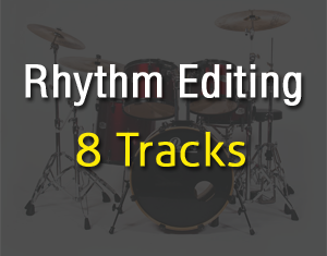 Rhythm Editing 8Tracks