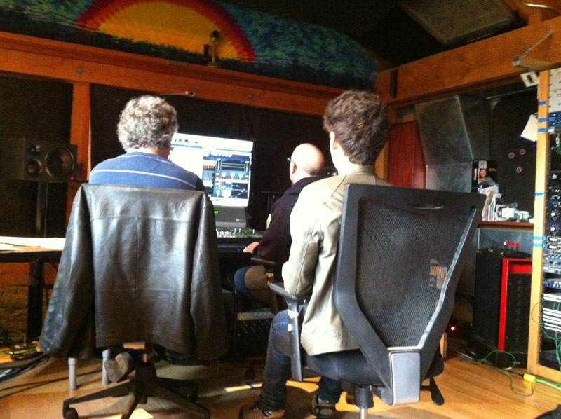 Randy Bachman's The Barn Studio